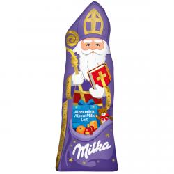 Milka Wigilijny Czekoladowy Mikołaj Święta Nikolo 90g