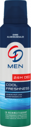 CD Men dezodorant Spray Cool Freshness 150ml