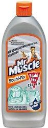 Mr Muscle Stal Fix mleczko czyszczenia Stali Chrom