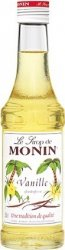 Monin Syrop Waniliowy Kawa Drinki Napoje 250ml