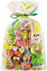 Prezent od Zajączka słodyczy Wielkanoc Szkoły Przedszkole 312g 22szt