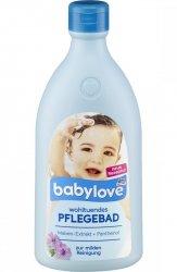 Babylove Płyn do kąpieli Malwa Panthenol 1L