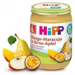 HIPP BIO Owoce Mango Maracuja Gruszka Jabłko Witaminy 190g 6m