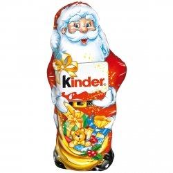 Ferrero Kinder Czekoladowy Mikołaj Święta 160g