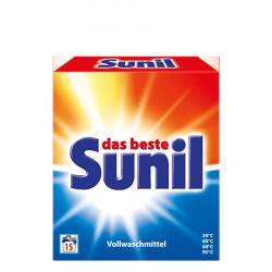 Sunil das Beste proszek do prania ubrań białych 15p DE