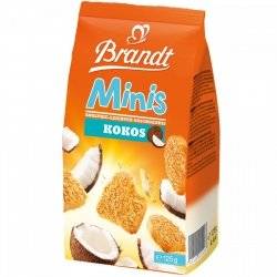 Brandt Sucharki Kokosowe