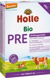 Holle Pre Bio mleko początkowe od urodzenia 400g