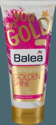 Balea Balsam do ciała Golden Shine Brokat 200ml