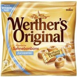 Werther's Cukierki Śmietankowe B/Cukru
