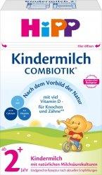 HiPP Kinder Combiotik 600g Mleko Junior 2+