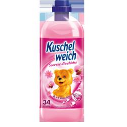 Kokolino płyn płukania Kuschelweich Seerose Orchidee 1l DE