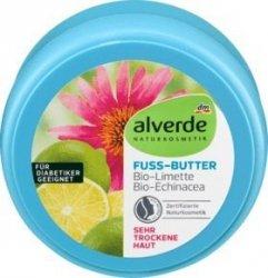 Alverde Naturalne Bio Masło Do Stóp Echinacea