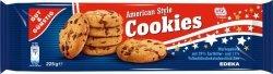 GG Amerykańskie Ciastka z Czekoladą 225g