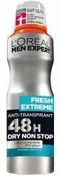 Loreal Men Expert Sensitive Comfort Spray Deo 150 ml 96H