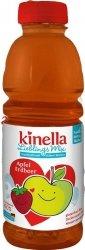 Kinella 60% Sok Jabłko Truskawka Woda Mineralna 4m 700ml