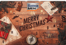 Balea Men Kalendarz Adwentowy z Kosmetykami Mężczyzn