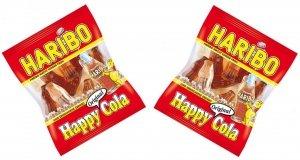 Haribo żelki Happy Cola 2x Mini Paczuszek Z DE