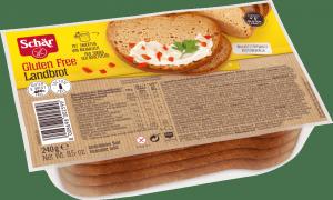 Schar Wiejski Ciemny Chleb Bez Glutenu Laktozy 240g