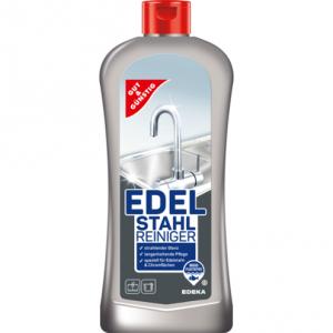 GG Niemieckie mleczko czyszczenia Stali Chromu 300ml