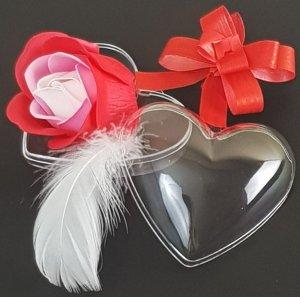 Prezent dla Ukochanej Żony Dziewczyny Kobiety wieczne Róże Serce