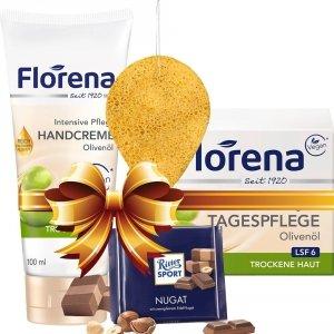 Florena Zestaw Prezentowy Kosmetyki Cera Sucha