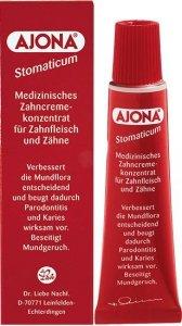 Ajona Niemiecka Pasta do zębów koncentrat 0 fluoru