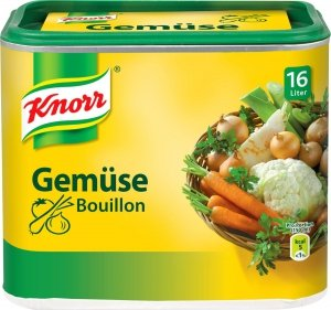 Knorr bulion warzywny zupa instant 16L