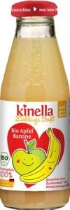 Kinella BIO Sok Jabłko Banan Wit. C 4m 200ml