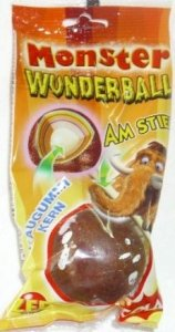 Zed Candy Cola Mega Lizak z Gumą w środku 80g