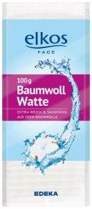 Elkos wata kosmetyczna 100% bawełna Niemcy