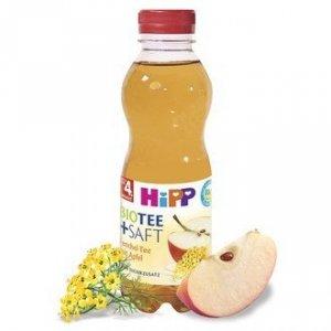 Hipp Bio Herbatka Koperkowa z Sokiem Jabłkowy 500ml 4m