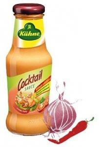 Kuhne Cocktail Sauce Sos Koktajlowy Z Brandy 250ml