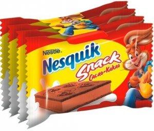 Nestle Nesquik Snack Kakaowa Kanapka 4szt DE