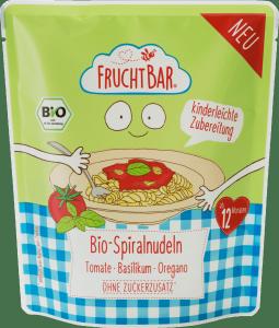 Fruchtbar Eko Makaron Spirale sos Pomidorowy Zióła