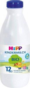 HiPP BIO 1L Mleko w Płynie Od 12 miesiąca