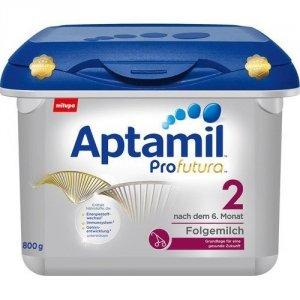 Aptamil Profutura 2 mleko następne po 6 m 800g