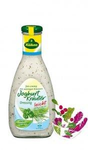 Kuhne Jogurtowy Dressing Ziołowy Light -30% Tłuszczu 500ml