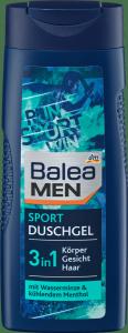 Balea Men Sport 3w1 Żel Szampon Prysznic 300