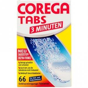Corega Tabletki do czyszczenia protez w 3 minuty 66