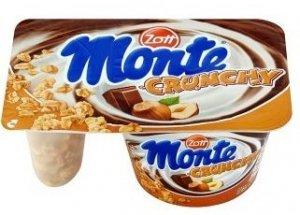 Zott Monte Crunchy Z Chrupiącymi Płatkami De