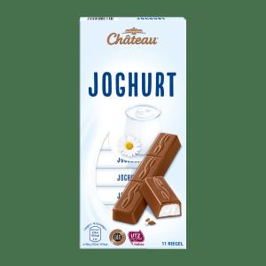 Chateau Joghurt Batoniki Nadzienie jogurtowe 200g