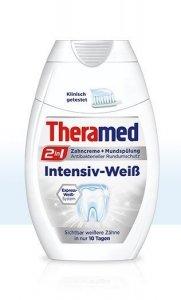 Theramed Intensiv Weis pasta żel do zębów Niemiecka