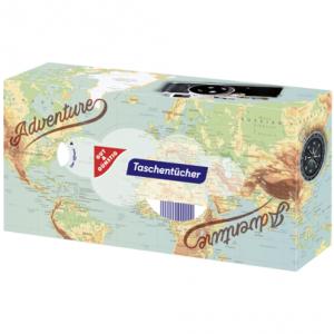 G&G grube chusteczki kosmetyczne 100szt 4 warstwy