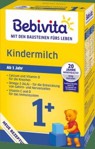 Bebivita mleko dla dzieci od 12 miesiąca życia 500g