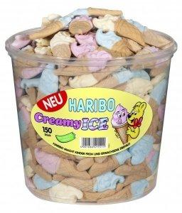 Haribo Marshmallow Ice Cream do Deserów Kawy 150szt