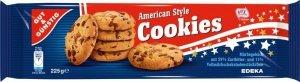 GG Amerykańskie Ciasteczka z Czekoladą 225g