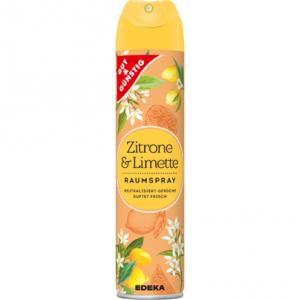 GG Odświeżacz powietrza w sprayu Zitrone Limette 300ml