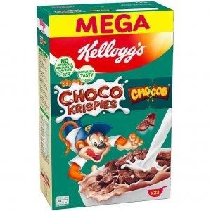 Kellogg's Choco Krispies Pszenne Muszelki Do Mleka 700