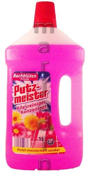 Putz Meister Niemiecki płyn Podłóg Kwiatowy 1L