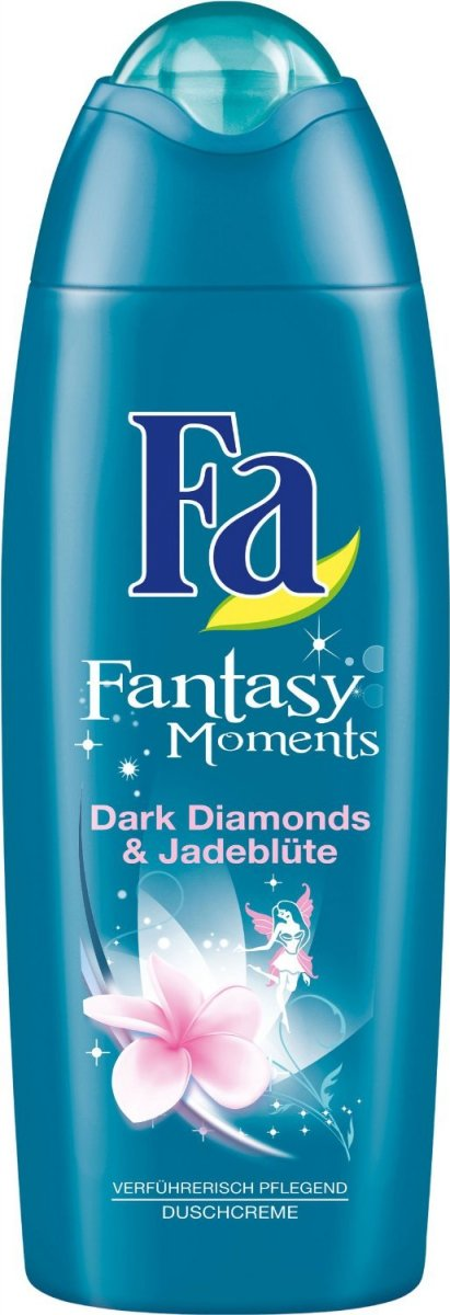 Fa żel pod prysznic Fantasy Moments Dark Diamonds 250ml